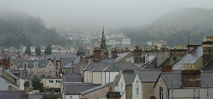 an image of Llandudno and The Great Orme