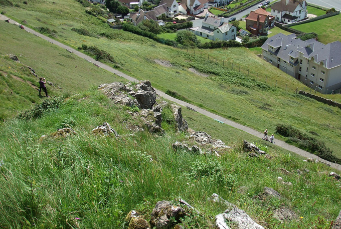 an image of Up on the Orme