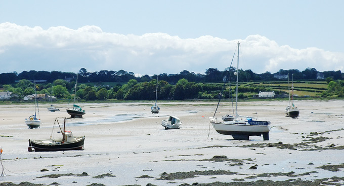 an image of Red Wharf Bay
