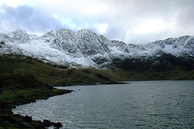 an image of Going up Snowdon